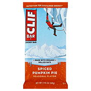 Clif Spiced Pumpkin Pie Bar