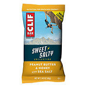 Clif Sweet & Salty Peanut Butter & Honey Sea Salt Energy Bar