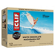 Clif White Chocolate Macadamia Nut Energy Bars