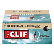 Clif White Chocolate Macadamia Nut Nutrition and Energy Bars