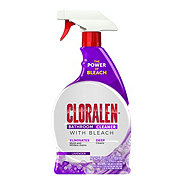 Cloralen Lavender Scent Bathroom Cleaner with Bleach