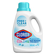 Clorox 2 Free & Clear Stain Remover & Color Booster Liquid