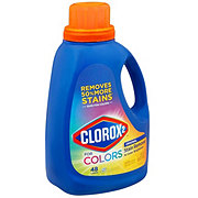 Clorox 2 Original Scent HE Stain Remover and Color Booster, 48 Loads
