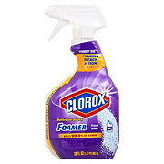 Clorox Bleach Foamer For the Bathroom Fresh Scent Spray