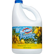 Clorox Fraganzia  Fresh Squeezed Lemon Liquid Bleach