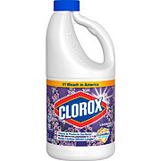 Clorox Lavender Concentrated Bleach