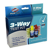 Clorox Pool & Spa 3 Way Test Kit