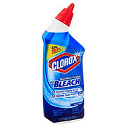 Clorox Rain Clean Toilet Bowl Cleaner with Bleach