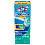 Clorox Rainforest Rush Toilet Wand Refills