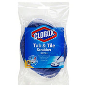 Clorox Tub And Tile Scrubber Refill Blue