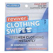 Clothing Swipe With Refresh Tek Clothing Swipe With Refresh Tek