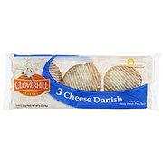 Cloverhill Bakery Cheese Danish 3 pk