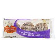 Cloverhill Bakery Cinnamon Danish 3 pk