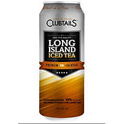 Clubtails Long Island Iced Tea Can