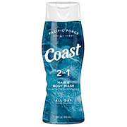 Coast Body Wash Pacific Force
