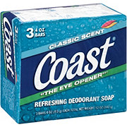 Coast Classic Pacific Force Scent Refreshing Deodorant Soap