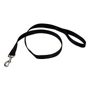 Coastal Pet Products 1 in Nylon Lead Black Leash