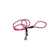 Coastal Pet Products 1 Inch X 6 Feet Flamingo Pink Rope Leash