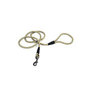 Coastal Pet Products 1 Inch X 6 Feet Olive Rope Leash