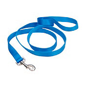 Coastal Pet Products 1 Inch X 6 Foot Lagoon Blue Leash