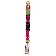 Coastal Pet Products 3/4 Inch X 20 Inch Pink Adjustable Collar
