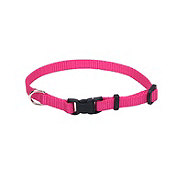 Coastal Pet Products 3/8 Inch X 12 Inch Pink Adjustable Collar