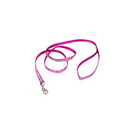 Coastal Pet Products 3/8 Inch X 4 Feet Orchid Reflective Leash