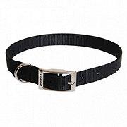 "Coastal Pet Products Black 3/4"" Nylon Collar"