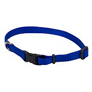 Coastal Pet Products Blue Adjustable Nylon Collar