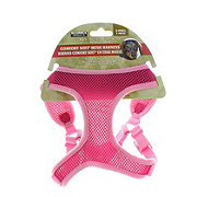 Coastal Pet Products Comfort Soft Bright Pink Size X-Small Adjustable Harness