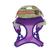 Coastal Pet Products Comfort Soft Purple Size X-Small Adjustable Harness