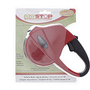 Coastal Pet Products Large Easy Stop Retractable Leash Red