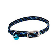 Coastal Pet Products Li'l Pals Blue Adjustable Reflective Kitten Collar