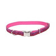 Coastal Pet Products Pet Attire Pink Sparkles 5/8 inch X 12-18 inch
