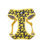 Coastal Pet Products Pet Attire Yellow Buttercup 5/8 Inch Designer Wrap Adjustable Harness Size X-Small