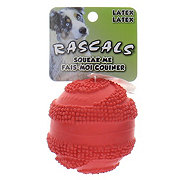 Coastal Pet Products Rascals Latex Dog Toy Ball