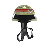 Coastal Pet Products Small Comfort Soft Adjustable Harness Black