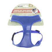 Coastal Pet Products Small Comfort Soft Adjustable Harness Blue