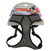 Coastal Pet Products Small Comfort Soft Sport Wrap Adjustable Harness Black