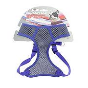 Coastal Pet Products Small Comfort Soft Sport Wrap Adjustable Harness Blue