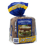 Cobblestone Bread Co. 24 Whole Grains & Seeds Bread