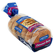 Cobblestone Bread Co. Cinnamon Raisin Bagels