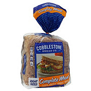 Cobblestone Bread Co. Complete Wheat 100% Whole Wheat Bread