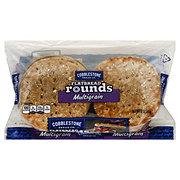 Cobblestone Bread Co. Flatbread Rounds Multigrain