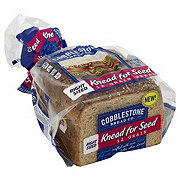 Cobblestone Bread Co. Knead For Seed 12 Grain Bread