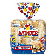 Cobblestone Bread Co. Philly Steak Rolls