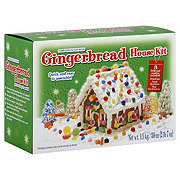 Cobblestone Kitchens Cobblestone Kitchens Gingerbread House Kit