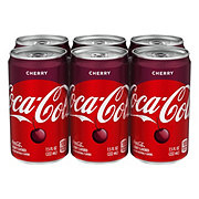 Coca-Cola Cherry Coke 7.5 oz Cans