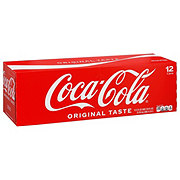 Coca-Cola Classic Coke 12 oz Cans