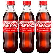 Coca-Cola Classic Coke 16.9 oz Bottles